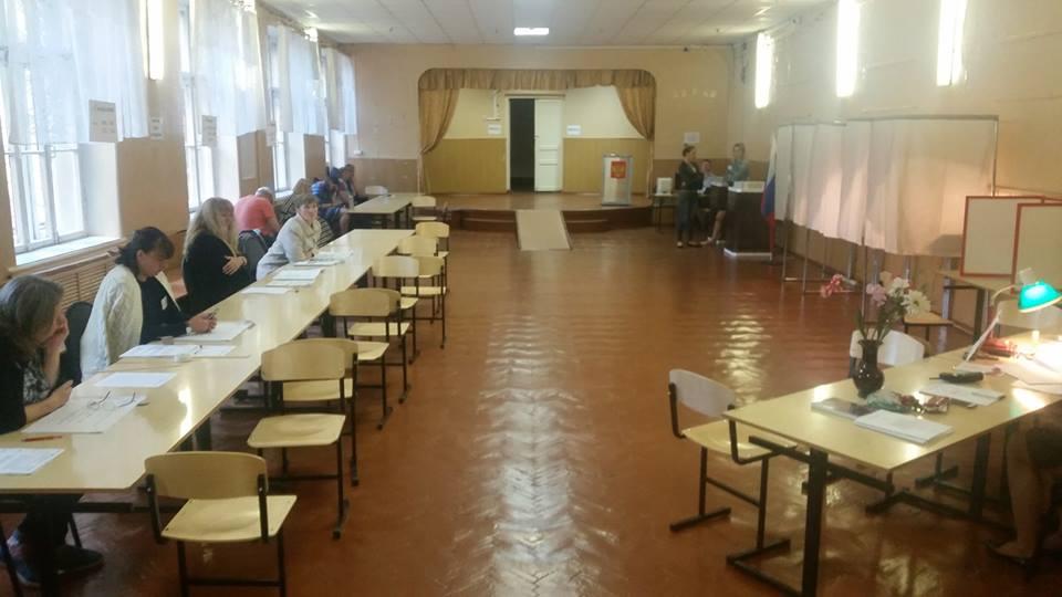Больше тысячи человек проголосовали уже на дополнительных выборах в облдуму