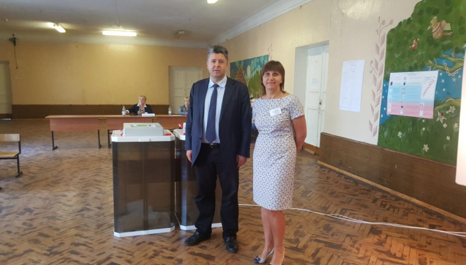 Максим Григорьев: «Ярославские журналисты помогли предотвратить нарушения на выборах»