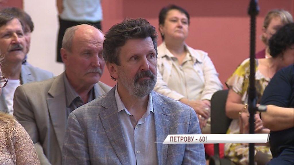 Выдающийся мультипликатор Александр Петров отмечает юбилей