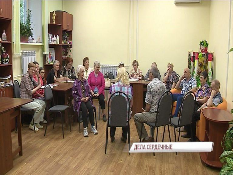 В Ярославле стартовал семестр «Академии третьего возраста»