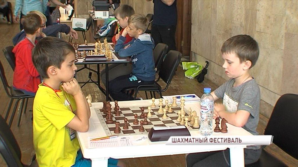 Шахматный фестиваль «Ярослав Мудрый»: 400 участников из трех стран