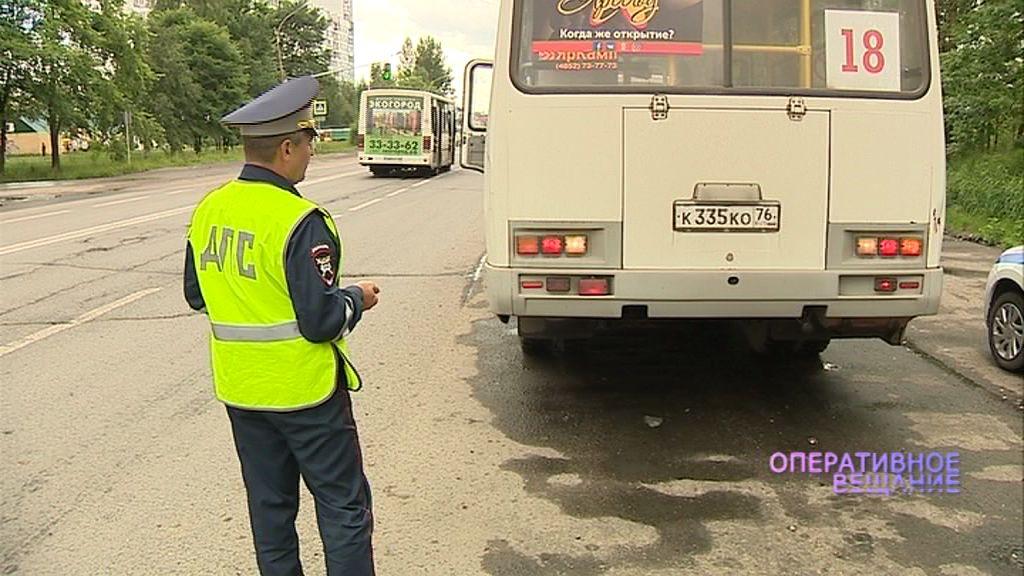 Дорожные полицейские продолжают следить за водителями маршрутных такси: какие нарушения выявлены