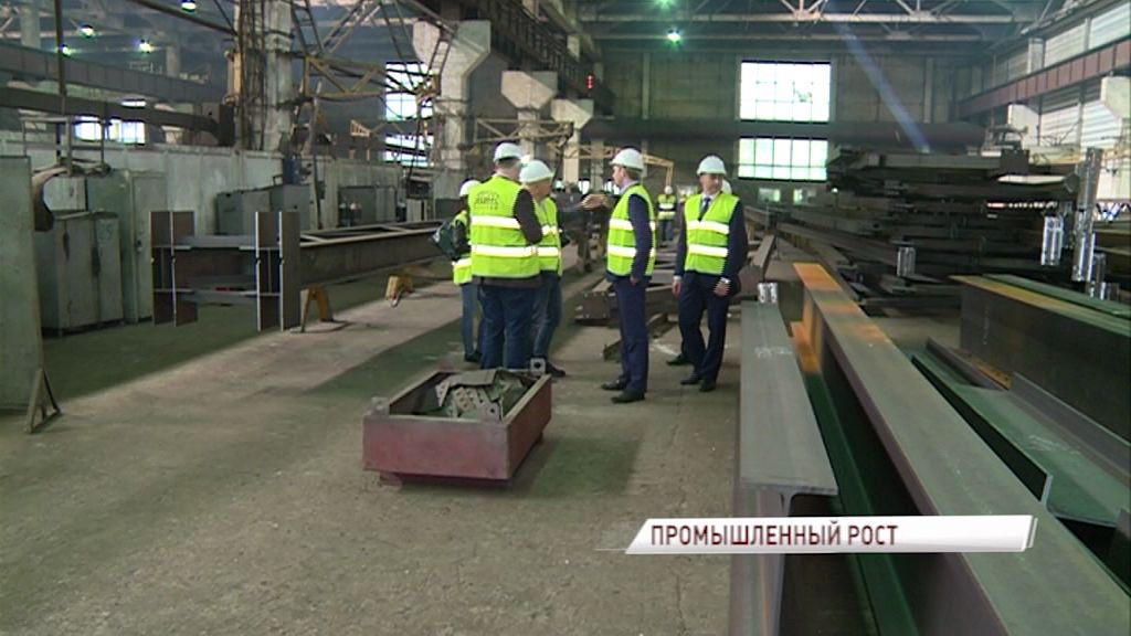 Ярославль посетили представители Череповецкого металлообрабатывающего предприятия