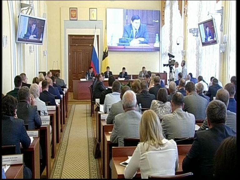 Заседание правительства от 26.07.2017
