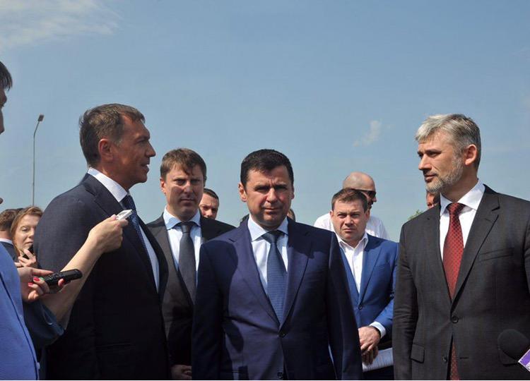 Первый замминистра транспорта России Евгений Дитрих проверил качество ремонта дорог в регионе: какие результаты