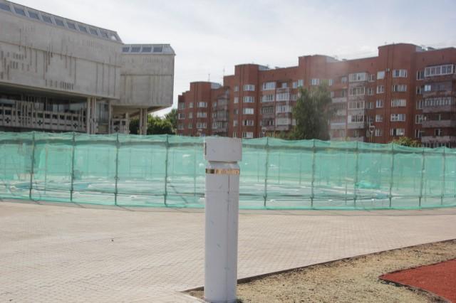 В Ярославле накануне дня ВДВ откроется новый музыкальный фонтан