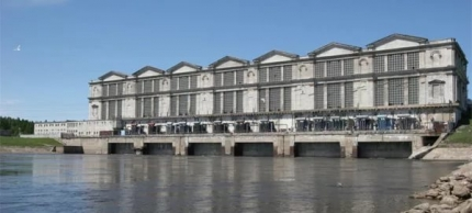 МЧС предупреждает о росте уровня воды в Рыбинском водохранилище