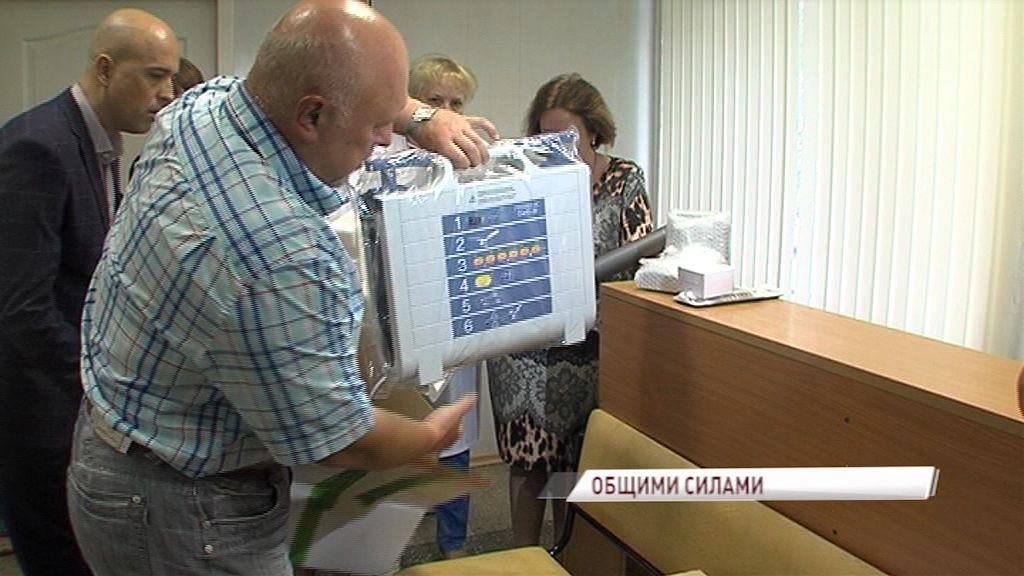 В Ярославле появится первый в регионе кабинет оказания неотложной помощи
