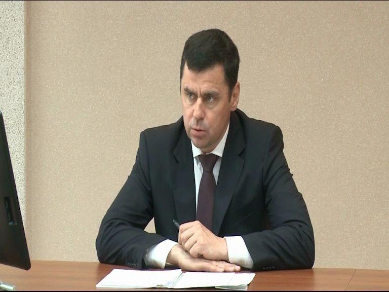 Глава региона Дмитрий Миронов отчитал руководство Переславского района за неэффективную работу