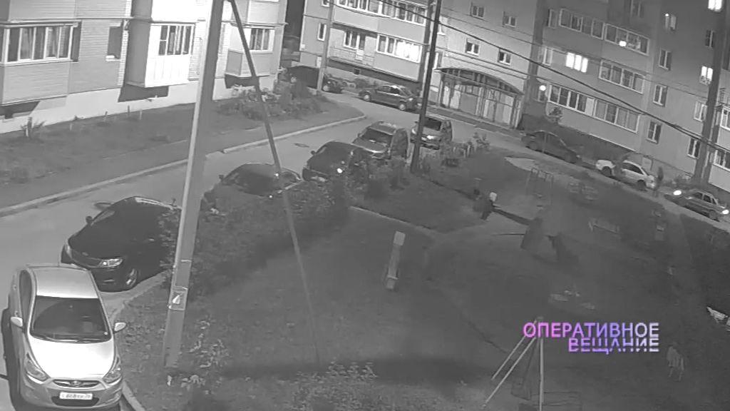Пьяный прохожий во Фрунзенском районе разбил несколько машин, стоящих у тротуара