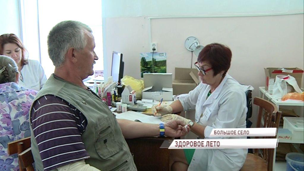 В регионе начнет проводиться профилактика сахарного диабета