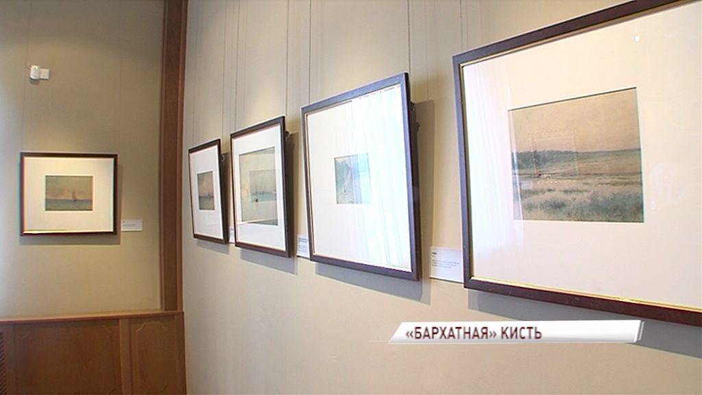 В Ярославском художественном музее проходит выставка Льва Лагорио