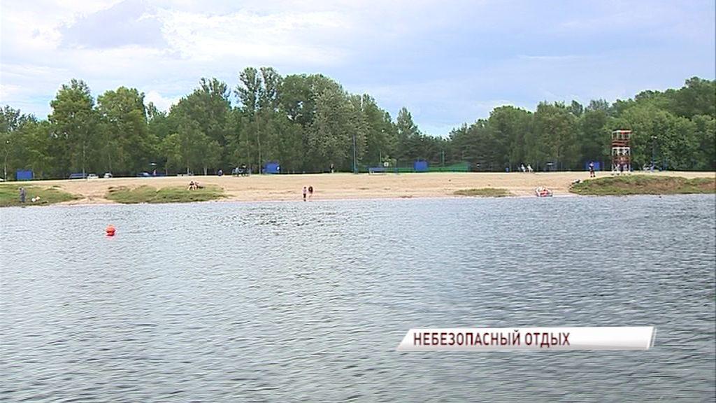 В Ярославской области с начала сезона утонуло уже 17 человек