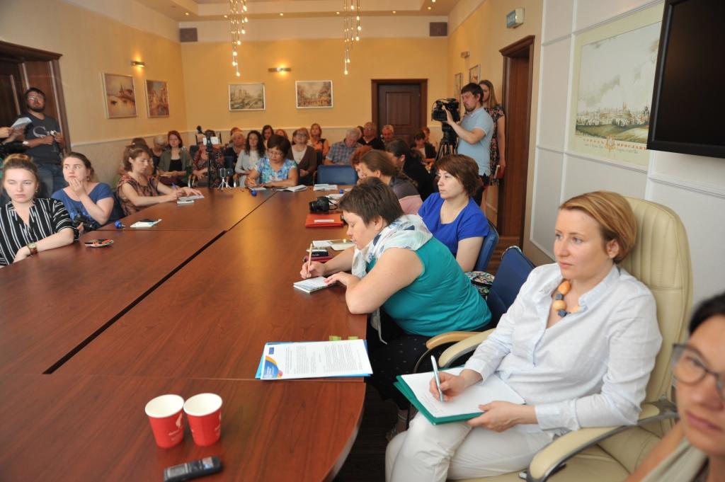 У Ярославской области появится свой туристический бренд