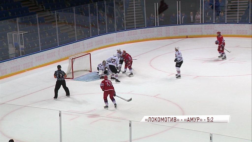 «Локомотив» одержал седьмую победу по ходу нынешней предсезонной подготовки