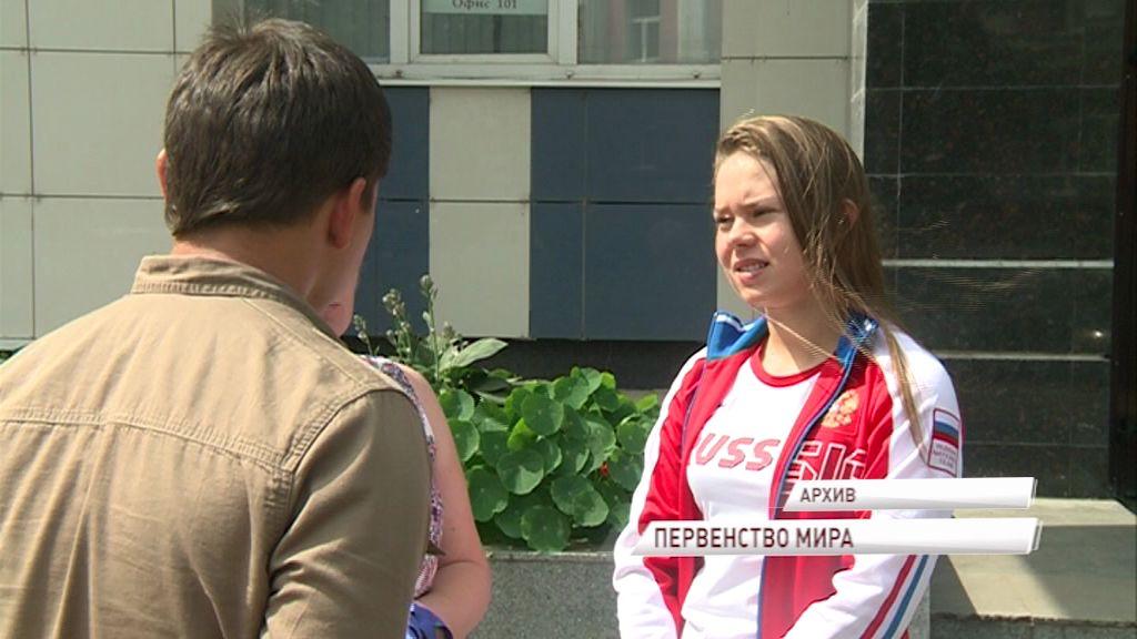 Екатерина Михайлушкина завоевала две награды на первенстве мира по плаванию в ластах