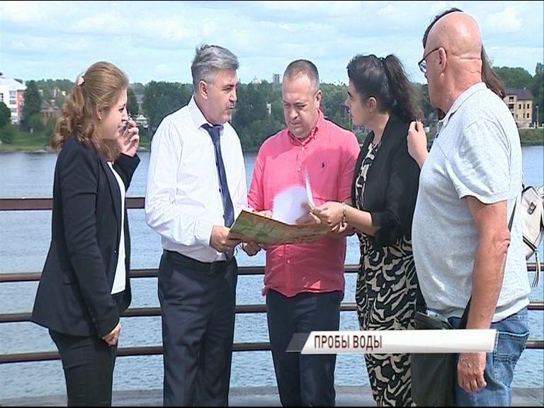 У реки Нора повышена концентрация по загрязняющим веществам