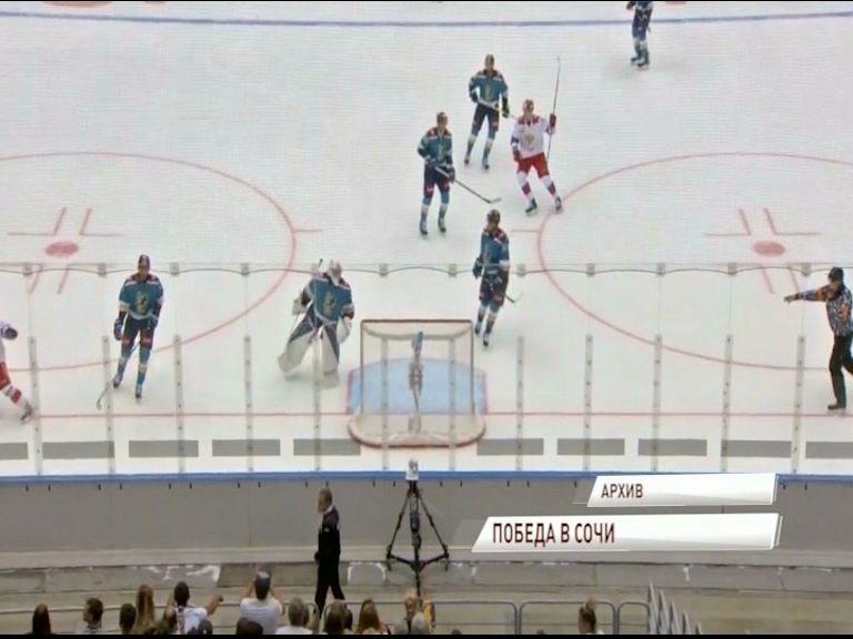 Хоккеисты «Локомотива» стали победителями предсезонного турнира в Сочи