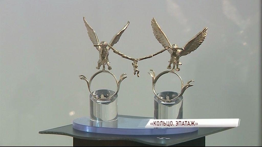 В Музее зарубежного искусства стартовала выставка необычных ювелирных украшений