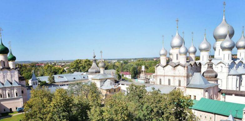 В Ростовском кремле открылся международный фестиваль средневековой культуры