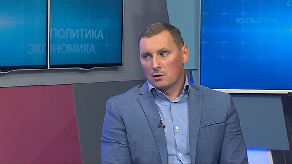 Программа от 11.08.17: Дмитрий Ведьмедев
