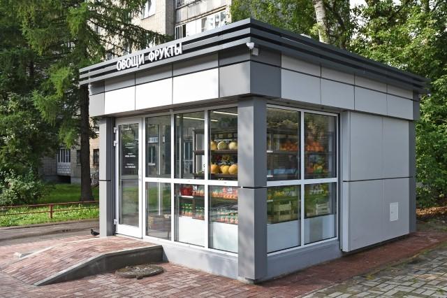 Более 200 новых торговых объектов устанавливают в Ярославле