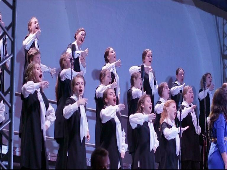 В Ростовском кремле состоялся музыкальный концерт