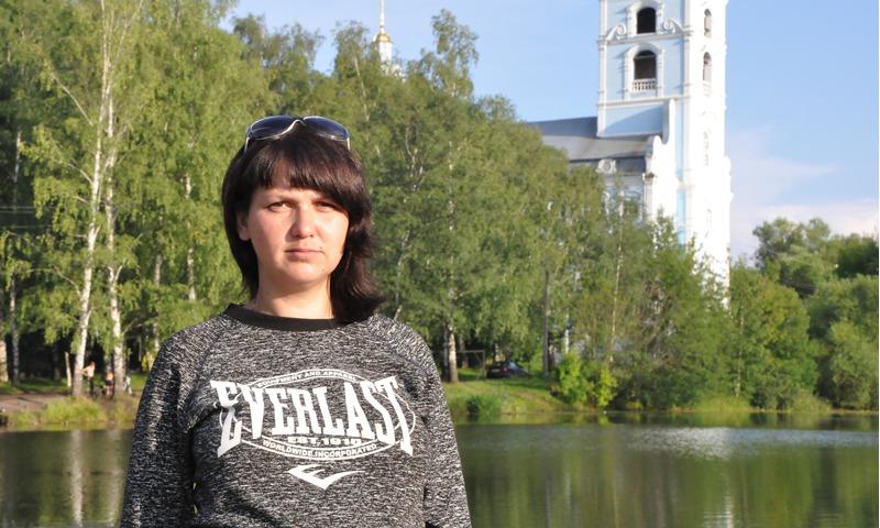 В Ярославле наградили беременную женщину, которая спасла тонущего мальчика