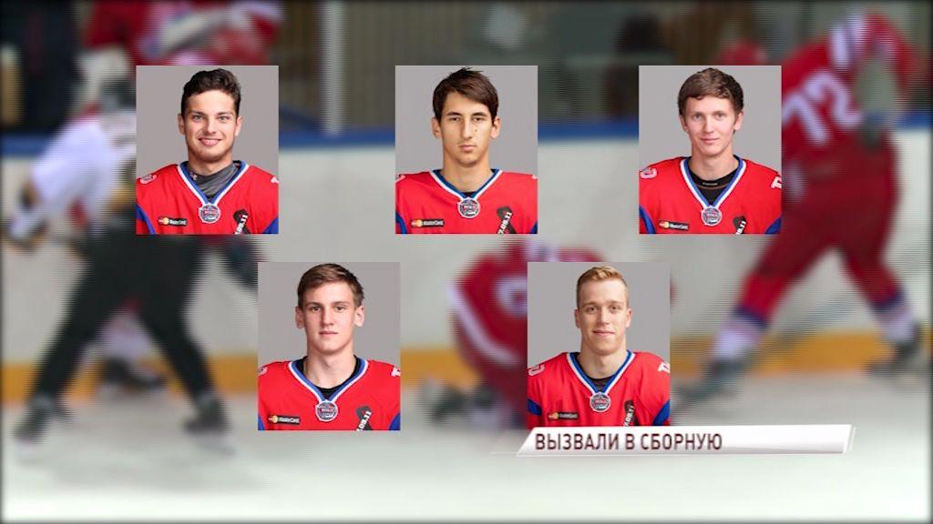 Пятеро представителей системы ярославского «Локомотива» получили вызов в молодежную сборную