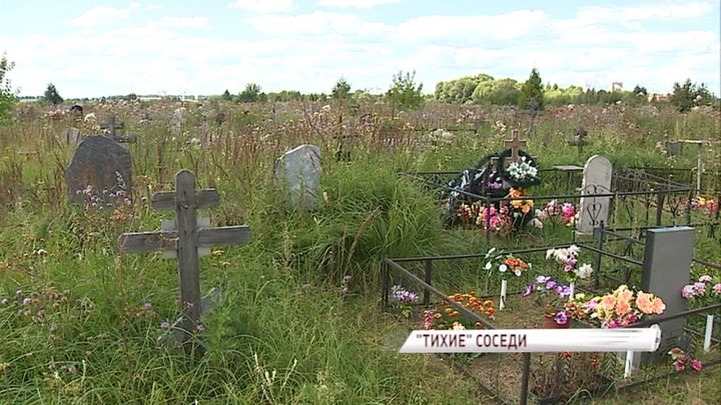 Жители улицы Промышленной: кладбище подбирается к нашим домам