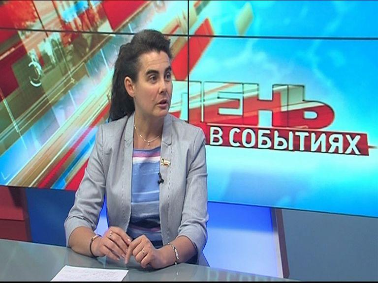 Елена Анашкина рассказала о снижения антропогенного воздействия на окружающую среду
