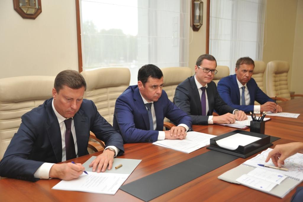 В Ярославле разработают программу модернизации электроэнергетики региона