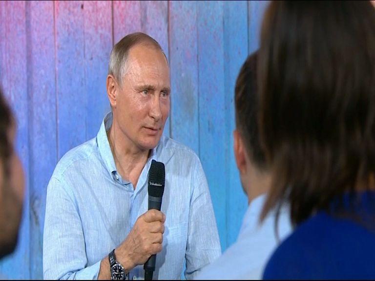 Ярославский дизайнер – о Владимире Путине: «Президент заинтересован в вопросах молодежи»