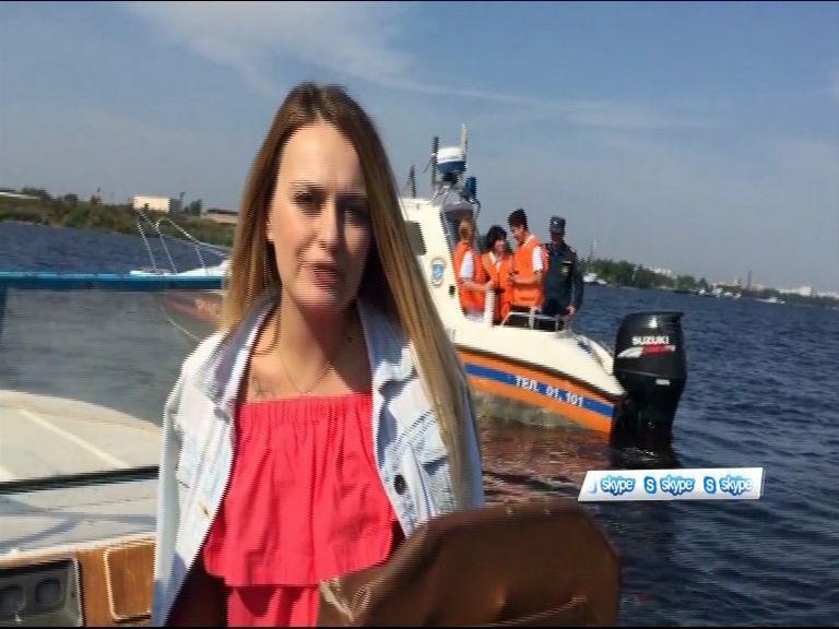 Ярославская молодежь встала на защиту Волги
