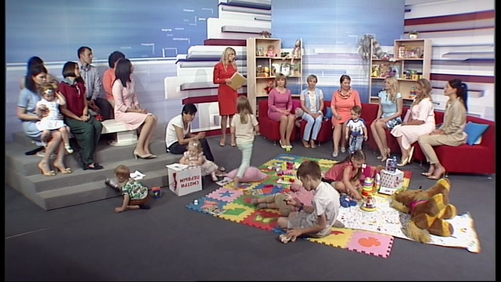 Программа от 21.08.17: Нужен ли ребенку детский сад