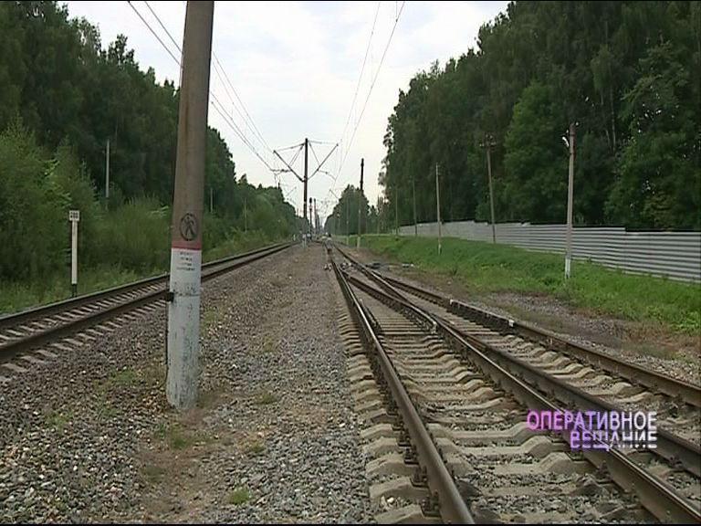 В Ярославле двое мужчин попали под поезд