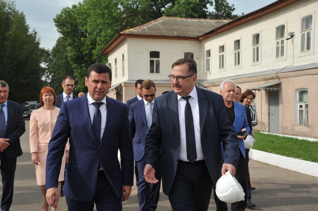 Глава региона Дмитрий Миронов принял участие в торжественном запуске Менделеевского НПЗ