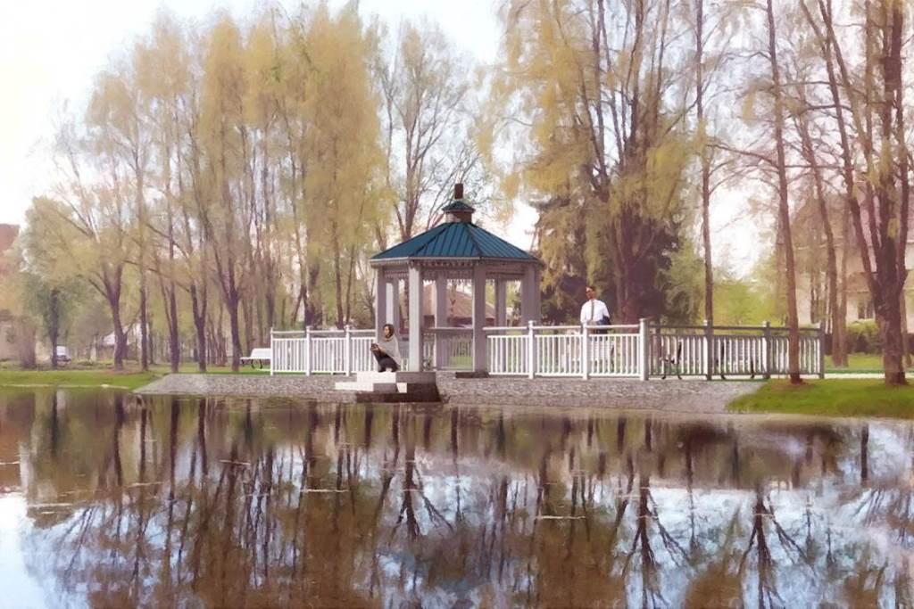 В Данилове приступили к обустройству Преображенского парка