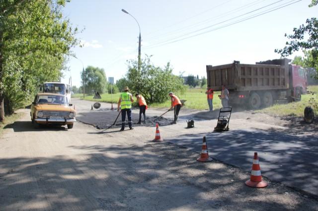 Благодаря ремонту дорог снижается количество аварий на ярославских улицах
