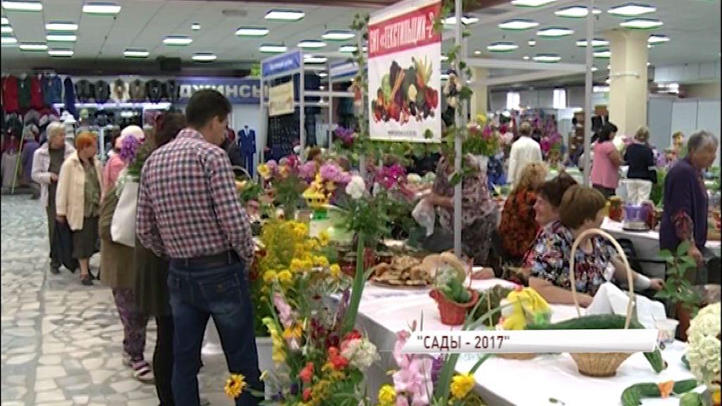 В Ярославле на выставке «Сады – 2017» развернулась широкая ярмарка