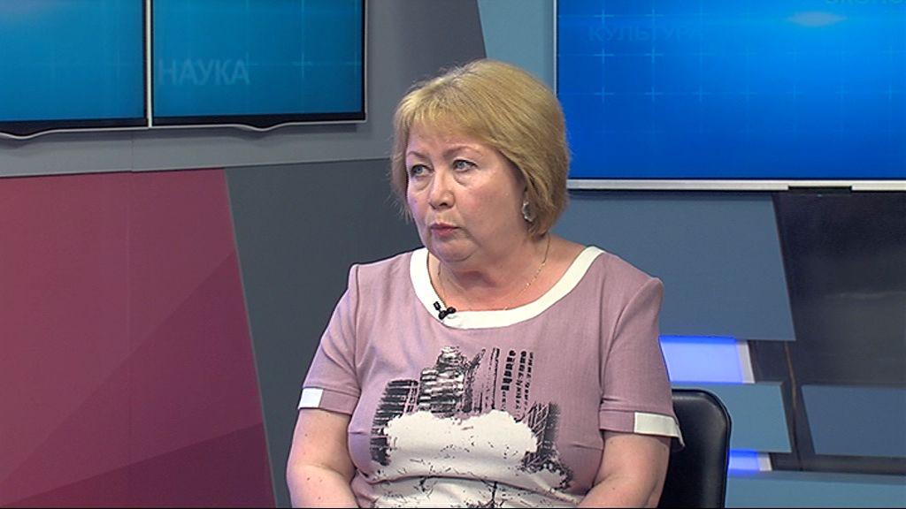 Программа от 28.08.17: Галина Фалина о перерасчете пенсии