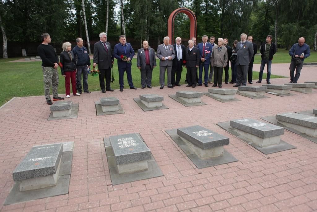 В Ярославле увековечили память полного кавалера ордена Славы