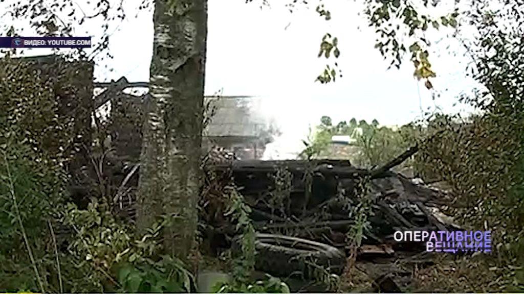 Неспокойные сутки у рыбинских огнеборцев: потушили сразу два пожара