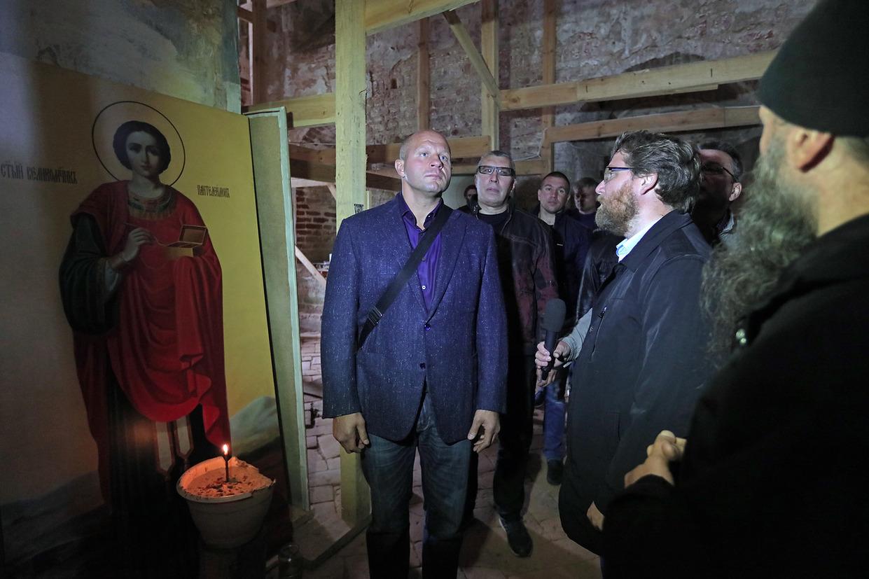 Федор Емельяненко: «Ярославская земля – земля подвижников»