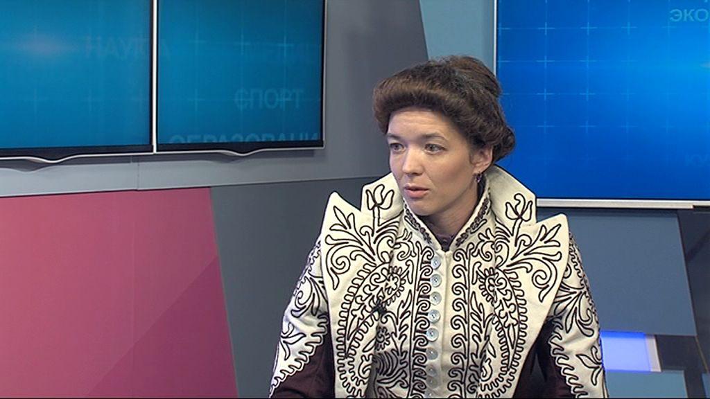 Программа от 06.09.2017: Нина Шибанова