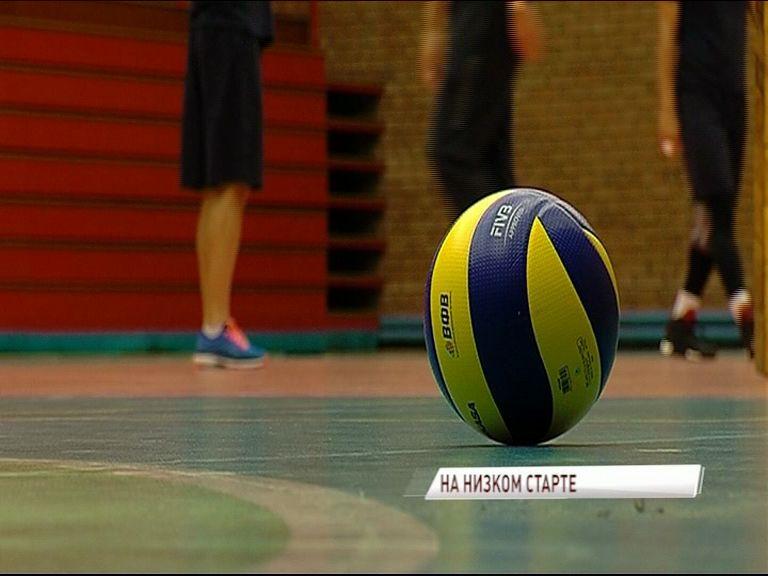 Волейбольный клуб «Ярославич» готовится к старту сезона