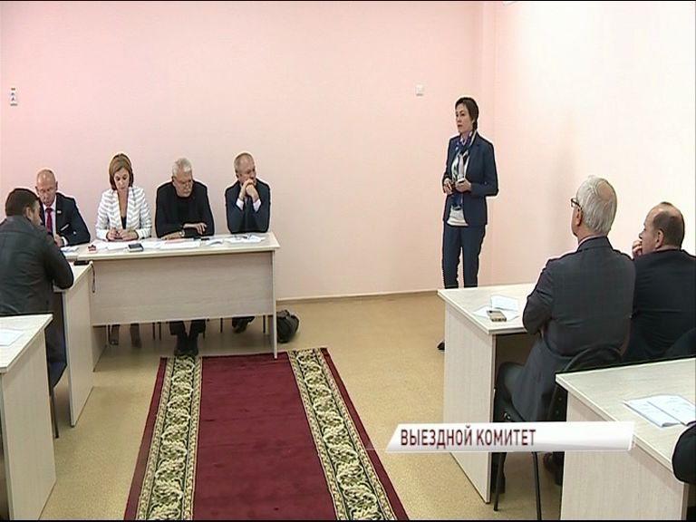 Областные депутаты провели выездное заседание в Туношенской школе