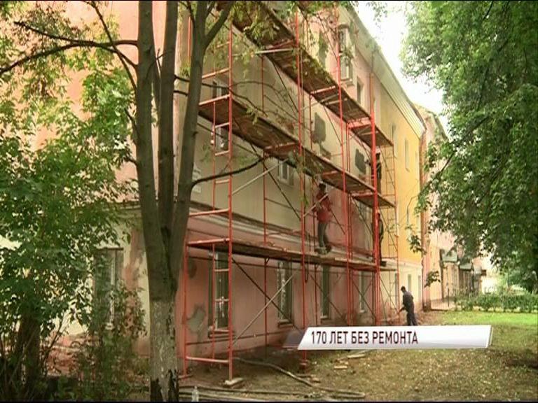 Памятник архитектуры в Первомайском переулке обретает вторую жизнь