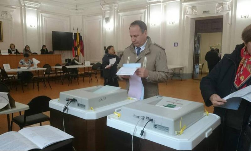 Движение «Россия выбирает»: «В рейтинге регионов по итогам выборов Ярославская область - один из лидеров»