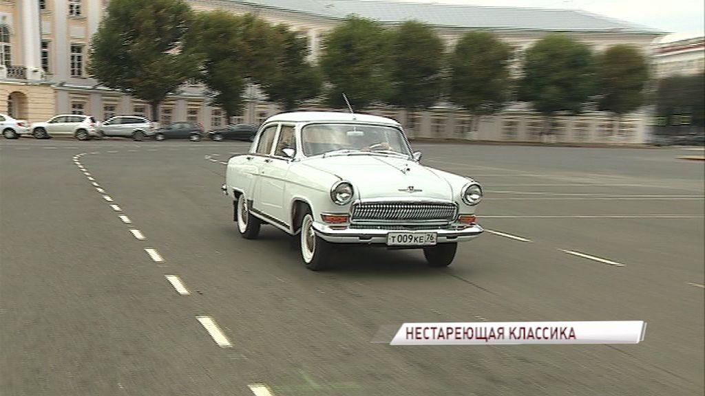 Ярославль готовится к ралли исторических автомобилей
